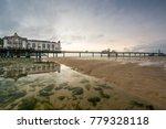 pier of sellin at ruegen island ...   Shutterstock . vector #779328118