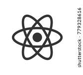 react native icon | Shutterstock .eps vector #779328616