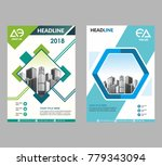 brochure  layout  flyer ... | Shutterstock .eps vector #779343094