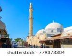 jaffa  israel   dec 16  2017 ... | Shutterstock . vector #779373304