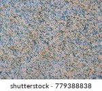 natural stone red granite... | Shutterstock . vector #779388838