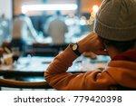 soft focus close up shot of... | Shutterstock . vector #779420398