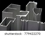 aluminum profile for window ... | Shutterstock . vector #779422270