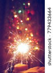 night background with a...   Shutterstock . vector #779433664