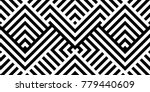 seamless pattern with striped...