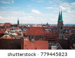nuremberg is the second largest ... | Shutterstock . vector #779445823