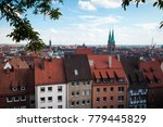 nuremberg is the second largest ... | Shutterstock . vector #779445829