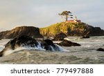 crescent city lighthouse in... | Shutterstock . vector #779497888