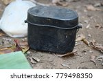 picnic outdoor cooking pot  ... | Shutterstock . vector #779498350