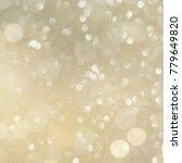 christmas light background. ... | Shutterstock . vector #779649820