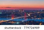Istanbul City Skyline Cityscape ...