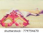 purim jewish holiday... | Shutterstock . vector #779754670