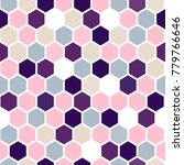 pattern in ultra violet and... | Shutterstock .eps vector #779766646
