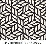 vector seamless pattern. modern ... | Shutterstock .eps vector #779769130