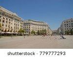 thessaloniki  greece   june 11  ... | Shutterstock . vector #779777293
