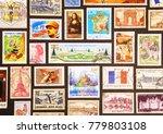 milan  italy   july 2  2014 ... | Shutterstock . vector #779803108