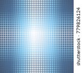 sparkling square pattern.... | Shutterstock .eps vector #779826124