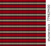 embroidery sailor stripes... | Shutterstock .eps vector #779829430