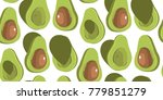 hand drawn vector abstract...   Shutterstock .eps vector #779851279