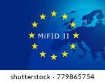 markets in financial... | Shutterstock . vector #779865754