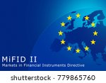 markets in financial... | Shutterstock . vector #779865760