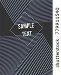 minimum geometric coverage....   Shutterstock .eps vector #779911540