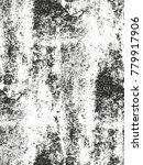 distressed overlay texture of... | Shutterstock .eps vector #779917906