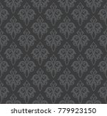 vector seamless pattern... | Shutterstock .eps vector #779923150