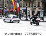 Paris  France  December 21 ...