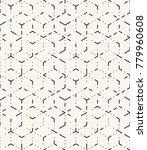 vector seamless pattern. modern ... | Shutterstock .eps vector #779960608