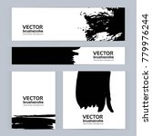 banners of different sizes with ... | Shutterstock .eps vector #779976244
