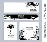 banners of different sizes with ...   Shutterstock .eps vector #779976250