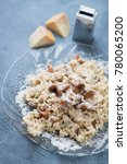 closeup of risotto with... | Shutterstock . vector #780065200