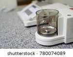 micro electronic balance for...   Shutterstock . vector #780074089