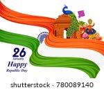 vector illustration of 26... | Shutterstock .eps vector #780089140