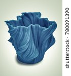 objects printed by 3d printer... | Shutterstock . vector #780091390