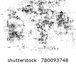 grunge black and white urban... | Shutterstock .eps vector #780093748