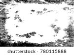 grunge black and white urban... | Shutterstock .eps vector #780115888
