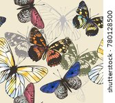 Butterfly Wallpaper Pattern...