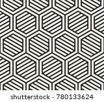 vector seamless pattern. modern ... | Shutterstock .eps vector #780133624