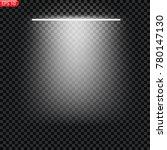 bright fluorescent light | Shutterstock .eps vector #780147130