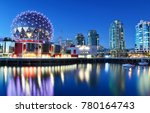 vancouver   september 25 2017 ... | Shutterstock . vector #780164743