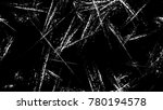 fabric texture with grunge... | Shutterstock .eps vector #780194578