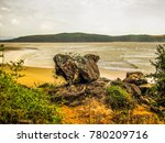 beach from south india | Shutterstock . vector #780209716
