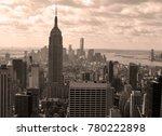 new york city  ny   oct 29 ... | Shutterstock . vector #780222898