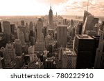 new york city  ny   oct 29 ... | Shutterstock . vector #780222910