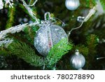 christmas decorations and toys... | Shutterstock . vector #780278890