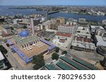 view of the city of abidjan in...   Shutterstock . vector #780296530