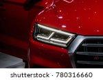 frankfurt  germany  september...   Shutterstock . vector #780316660