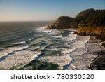 Heceta Head Lighthouse On The...